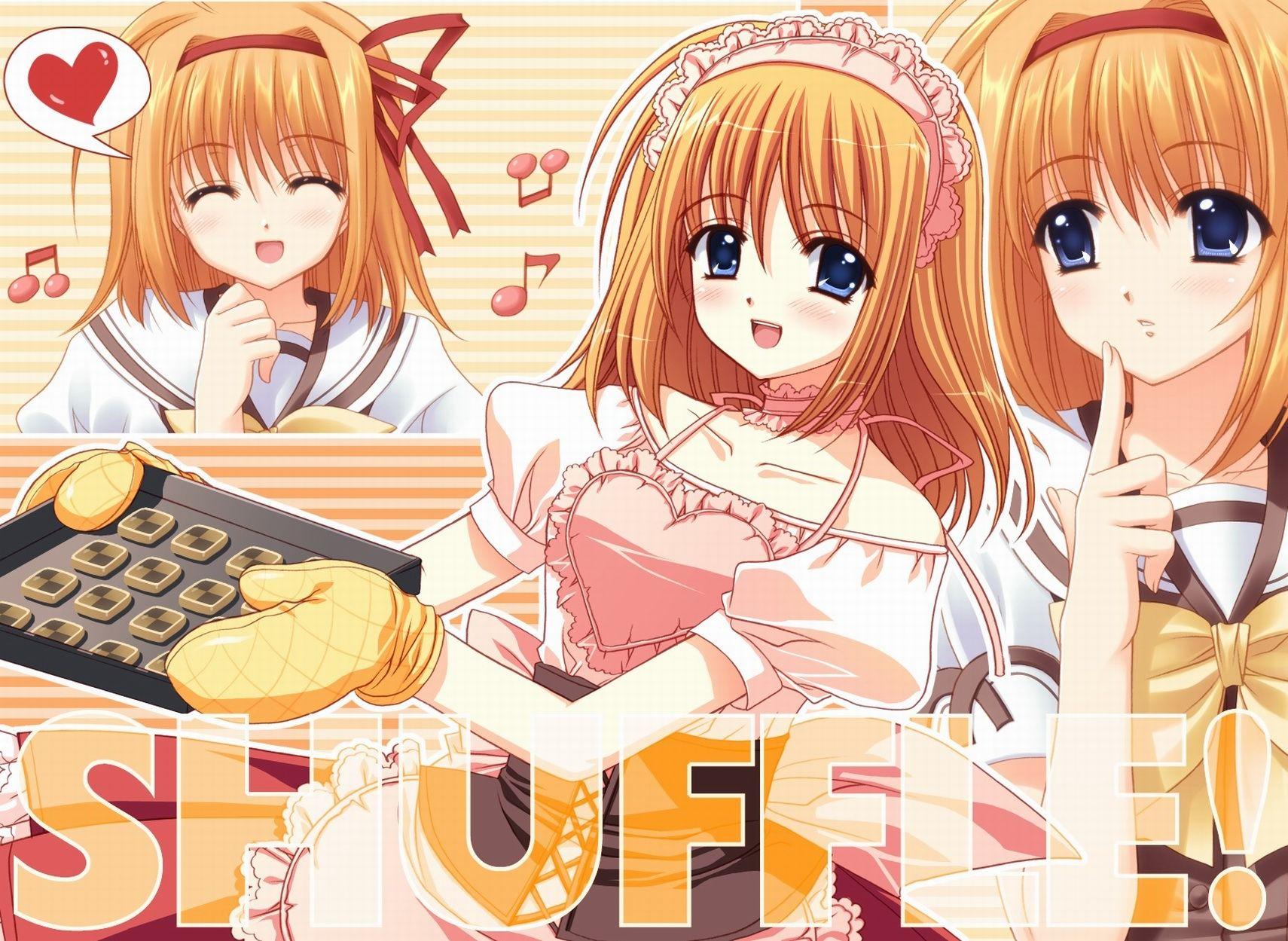 Konachan.com - 7815 fuyou_kaede shuffle