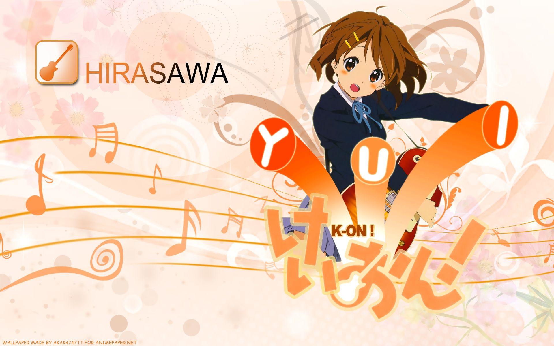 Konachan.com - 72506 hirasawa_yui k-on!