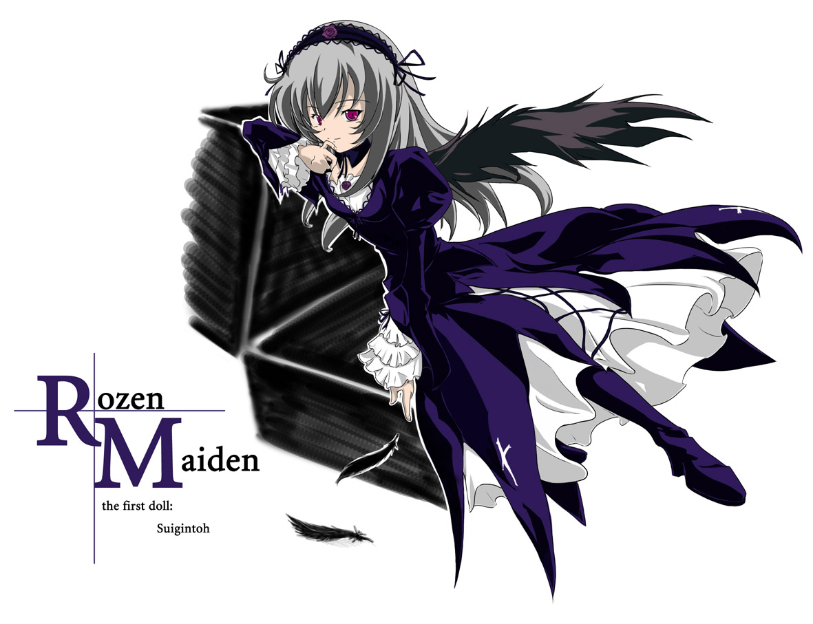 moe 58924 gothic_lolita lolita_fashion rozen_maiden suigintou wings