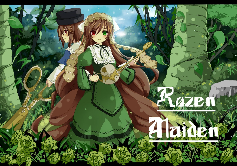Konachan.com - 72584 rozen_maiden souseiseki suiseiseki