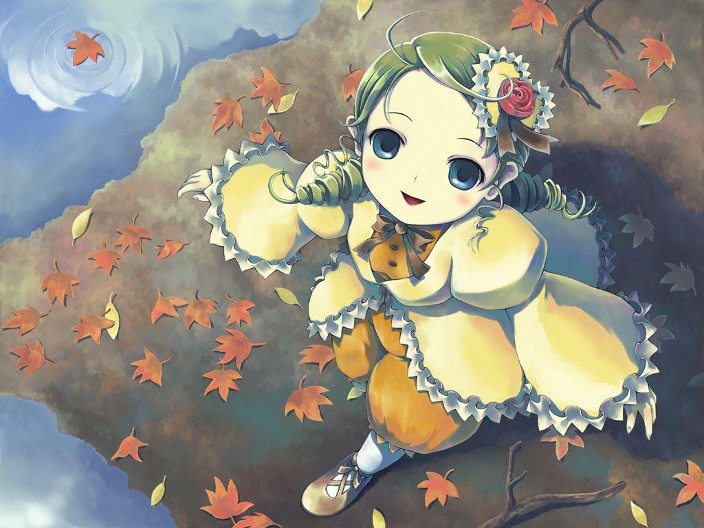 Konachan.com - 71085 kanaria rozen_maiden