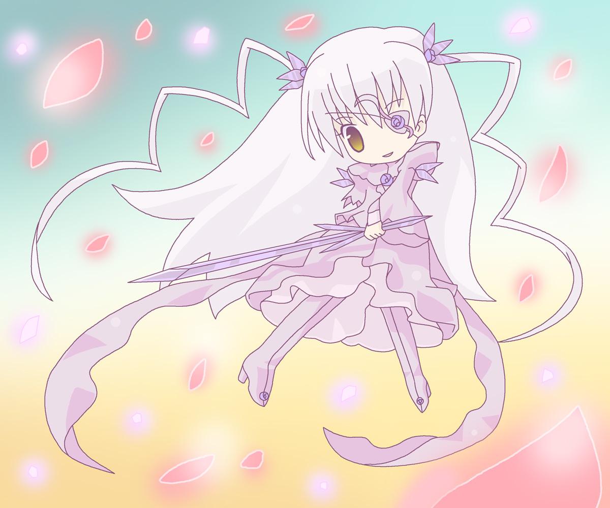 moe 41845 barasuishou chibi lolita_fashion rozen_maiden