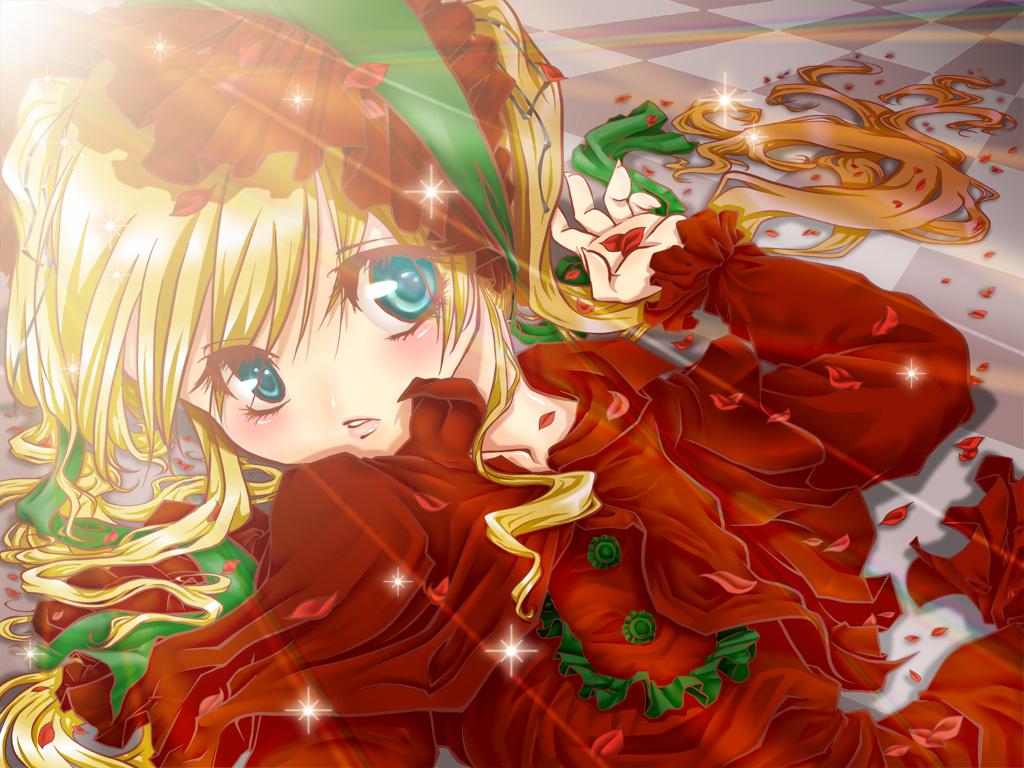 Konachan.com - 61547 blush rozen_maiden shinku