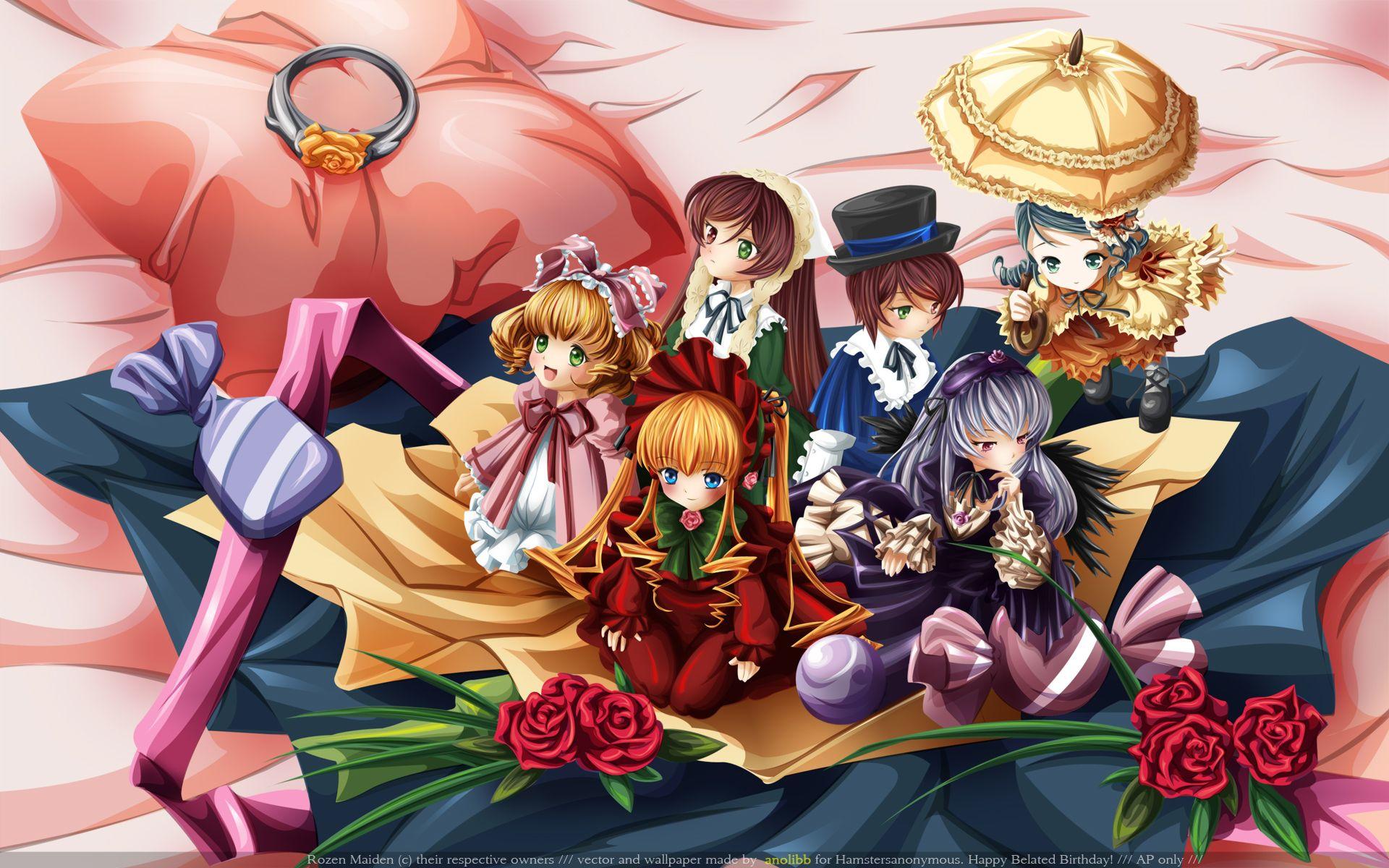 Konachan.com - 57070 rozen_maiden