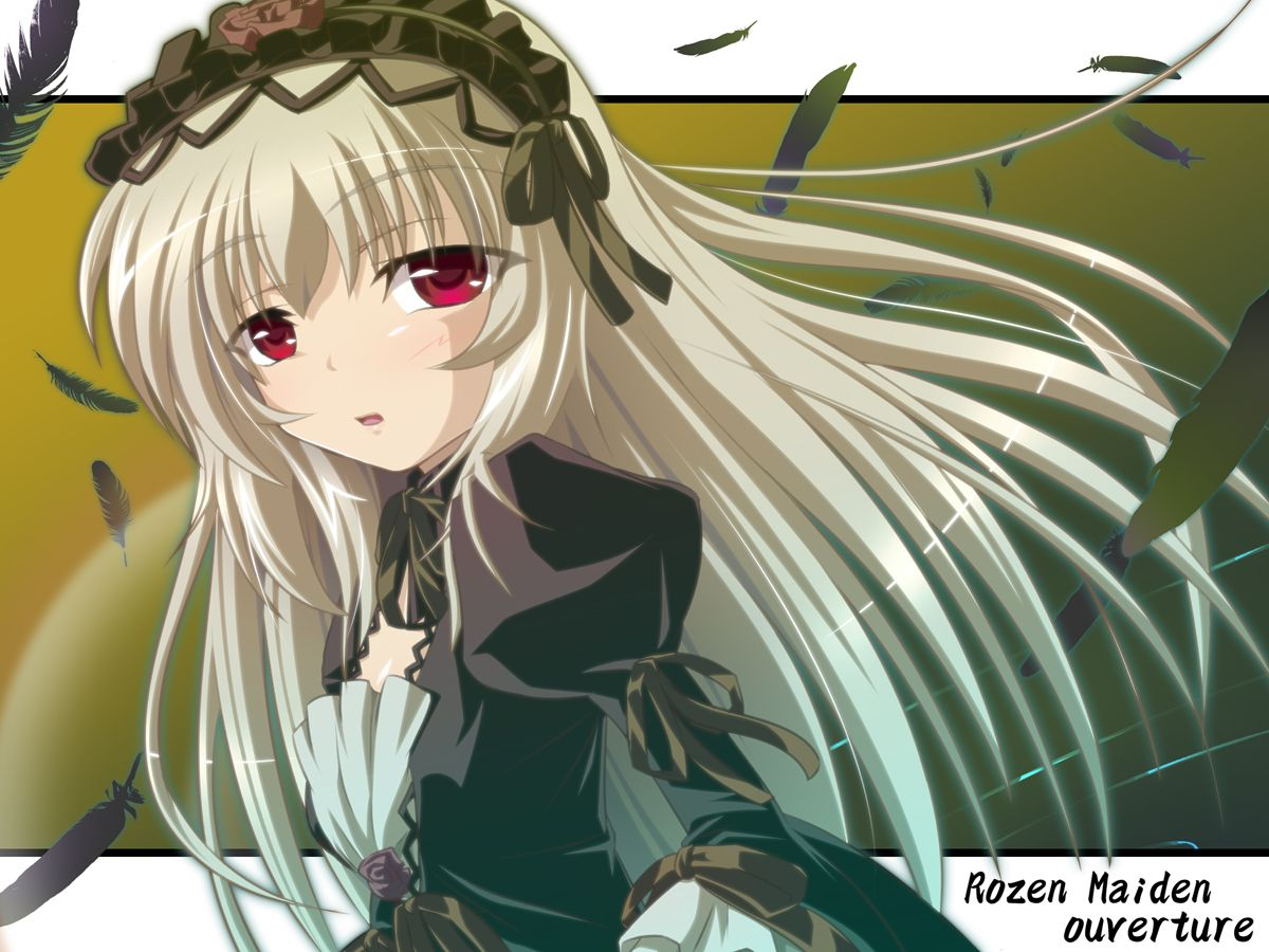 Konachan.com - 60062 rozen_maiden suigintou