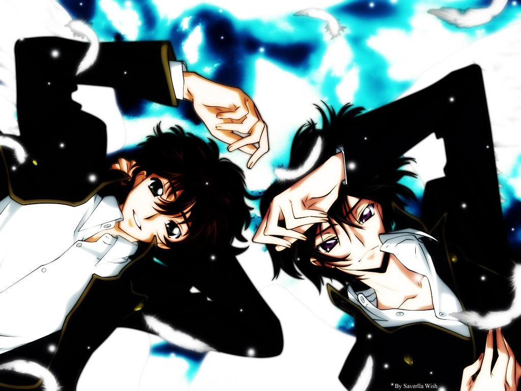 Konachan.com - 53694 code_geass kururugi_suzaku lelouch_lamperouge