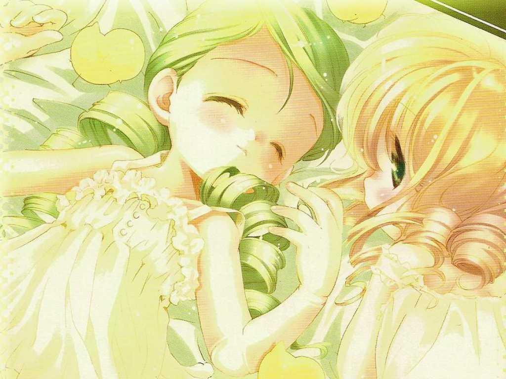 Konachan.com - 48185 hina_ichigo kanaria rozen_maiden