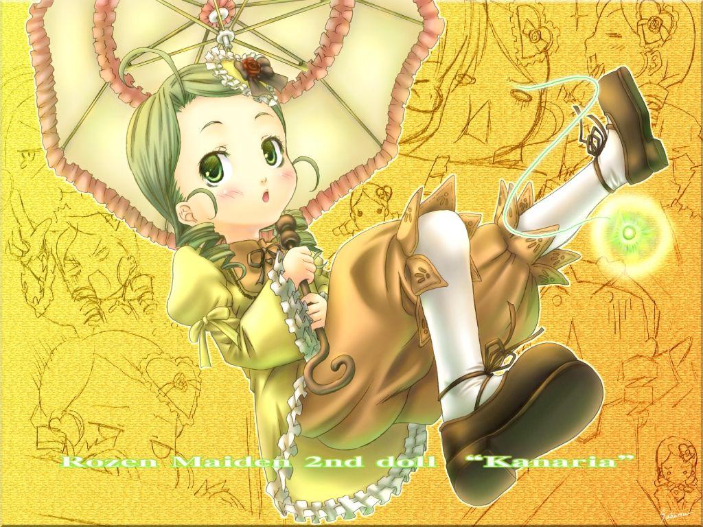 Konachan.com - 48183 kanaria rozen_maiden