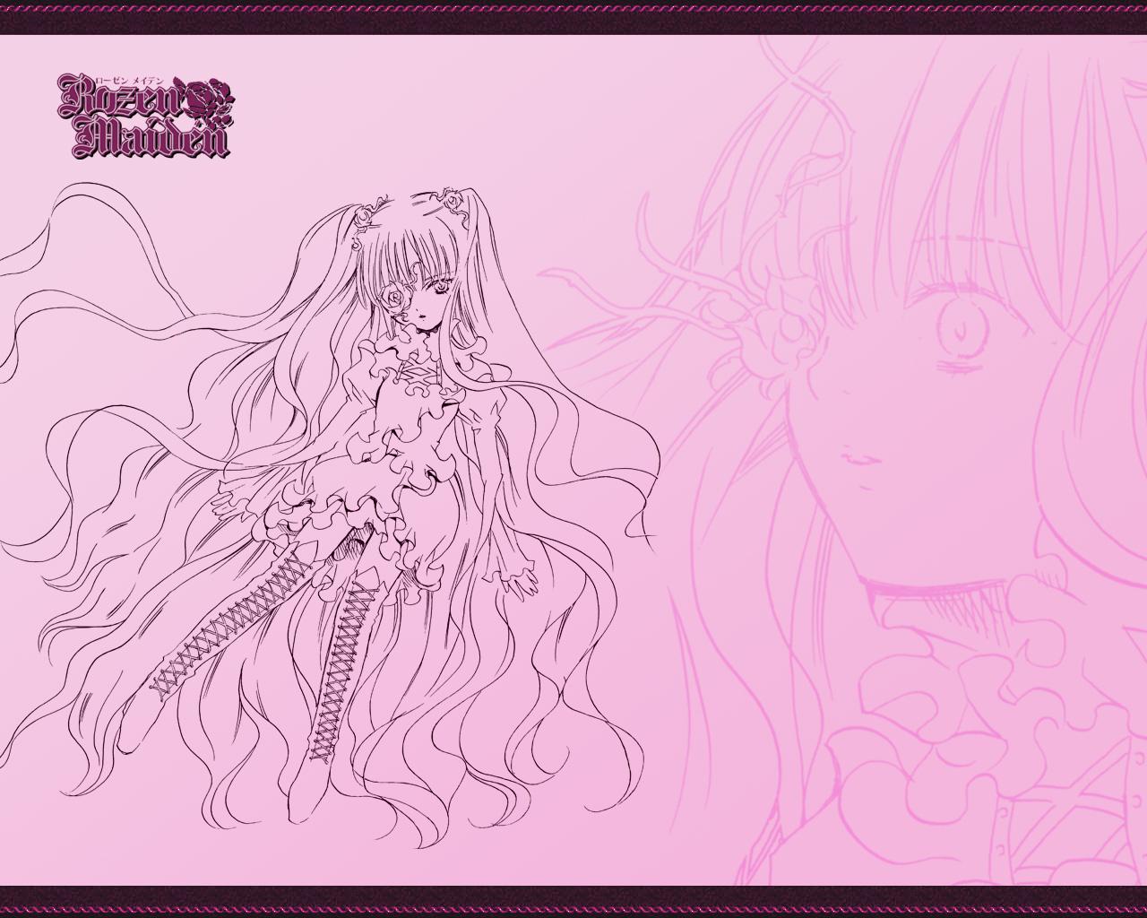 Konachan.com - 48175 kirakishou rozen_maiden