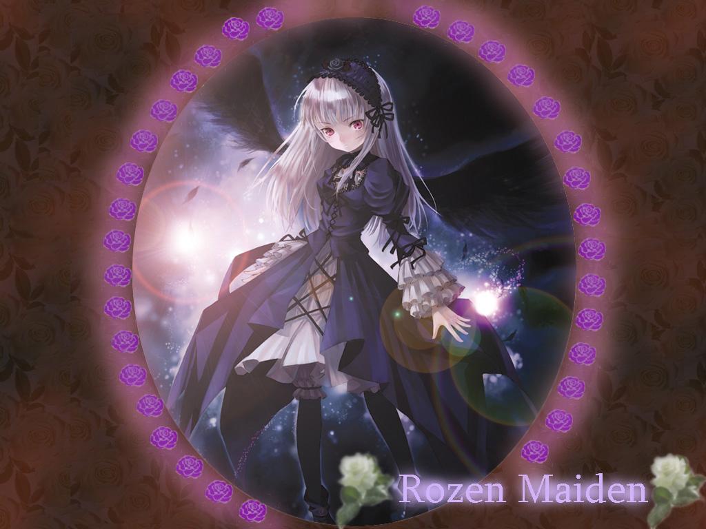 Konachan.com - 48163 rozen_maiden suigintou