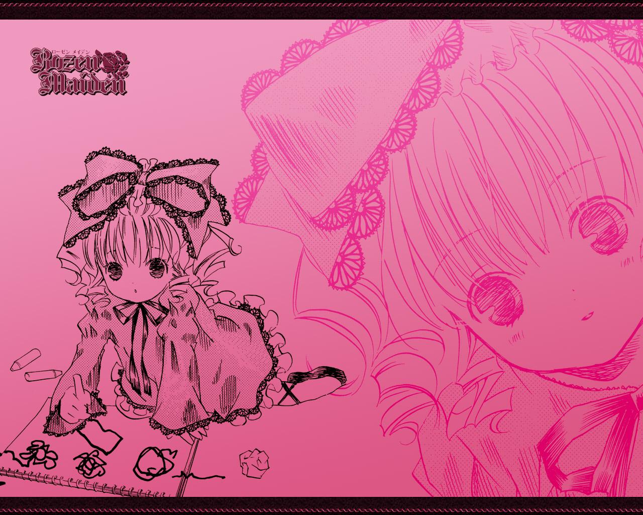 Konachan.com - 48168 hina_ichigo polychromatic rozen_maiden
