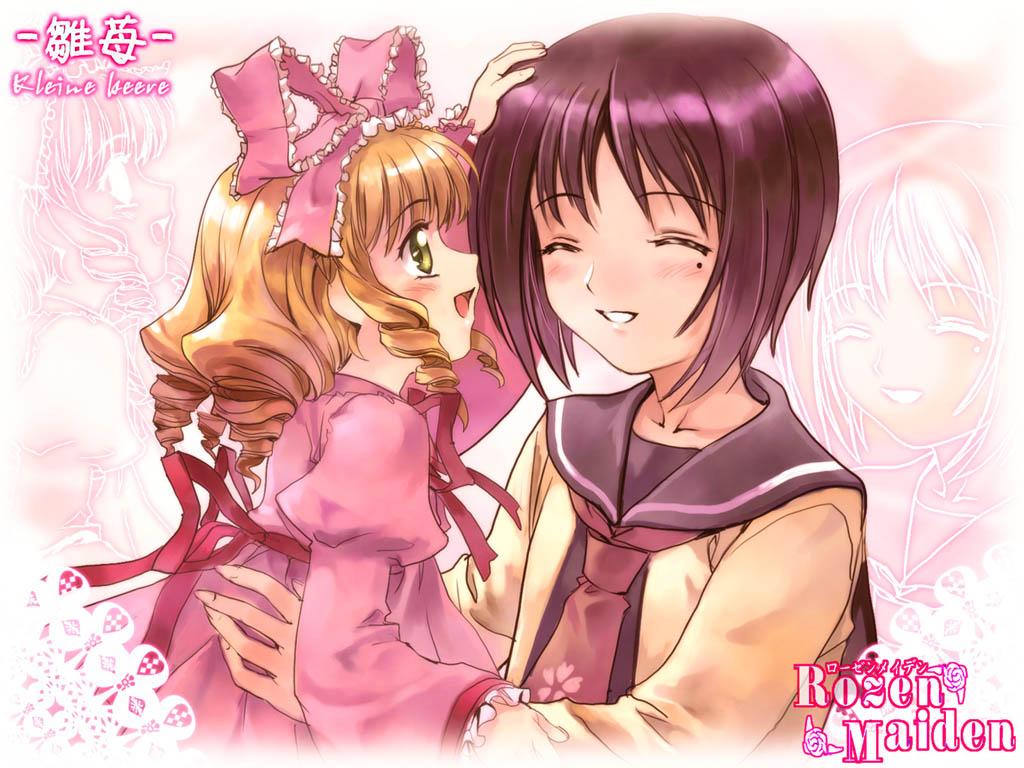 Konachan.com - 47298 hina-ichigo rozen_maiden