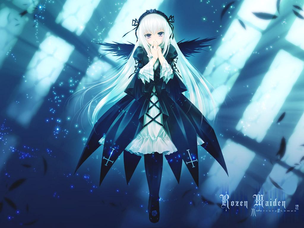 Konachan.com - 34439 rozen_maiden suigintou