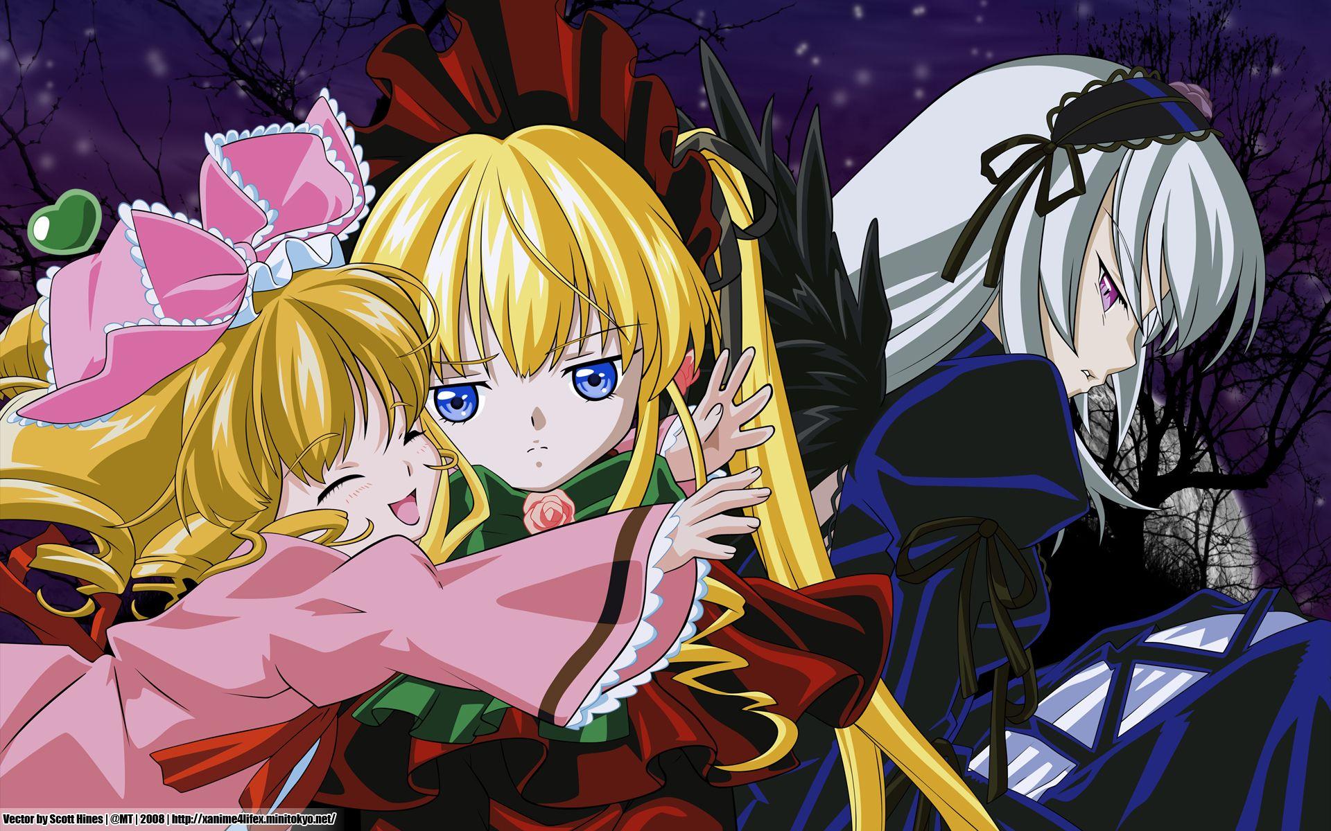 Konachan.com - 35232 hina_ichigo rozen_maiden shinku suigintou