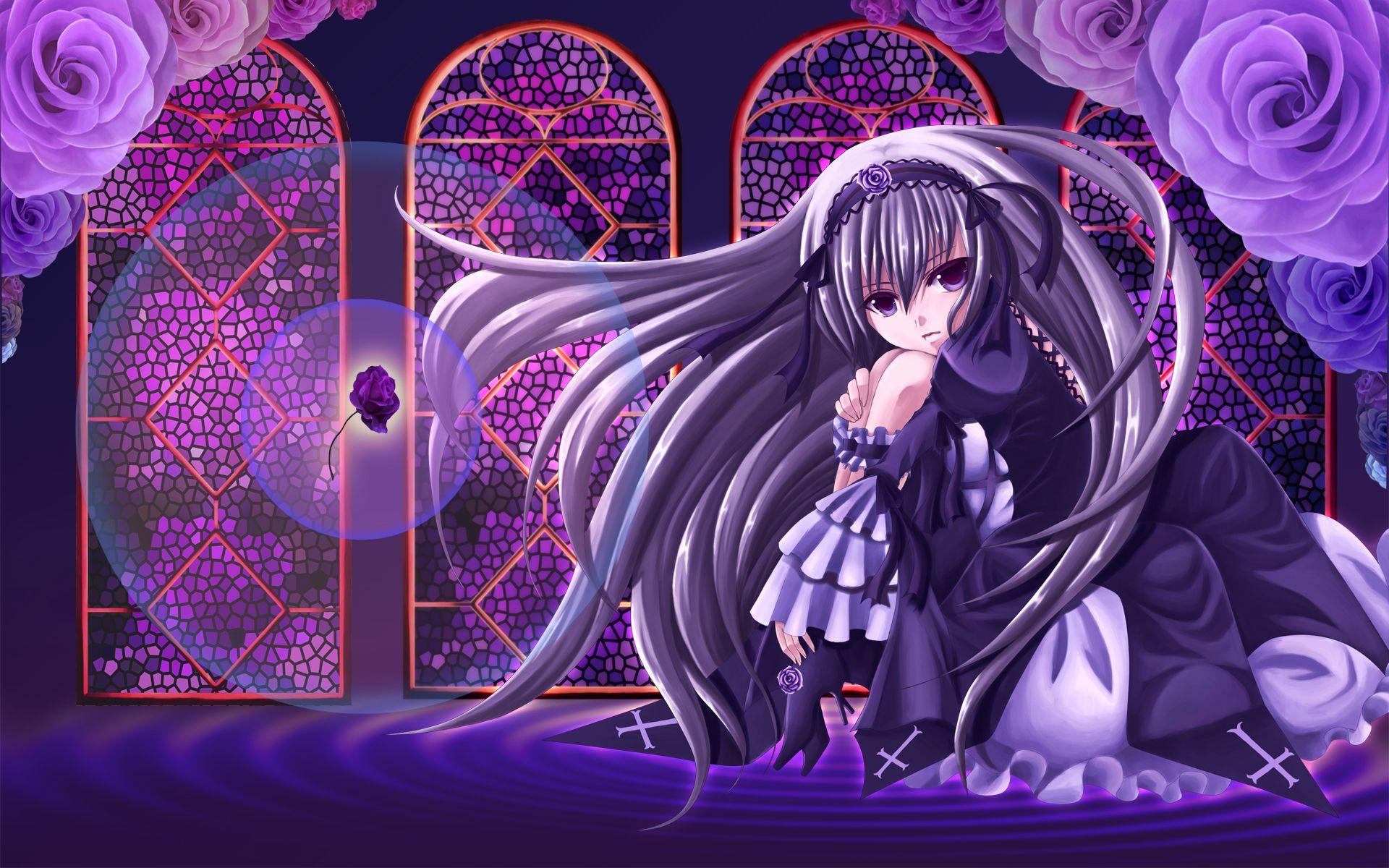 Konachan.com - 35126 gothic rozen_maiden suigintou