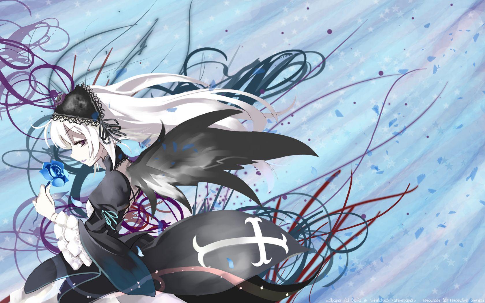 Konachan.com - 33912 rozen_maiden suigintou