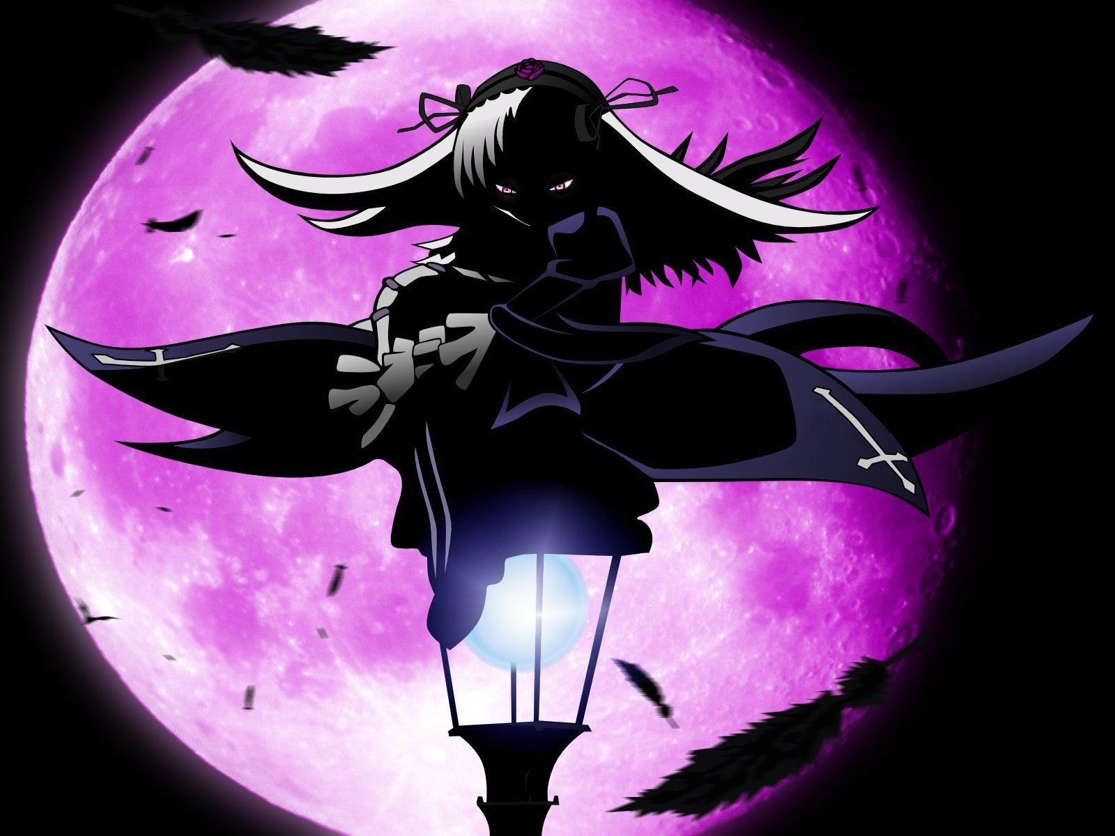 Konachan.com - 33145 moon rozen_maiden suigintou