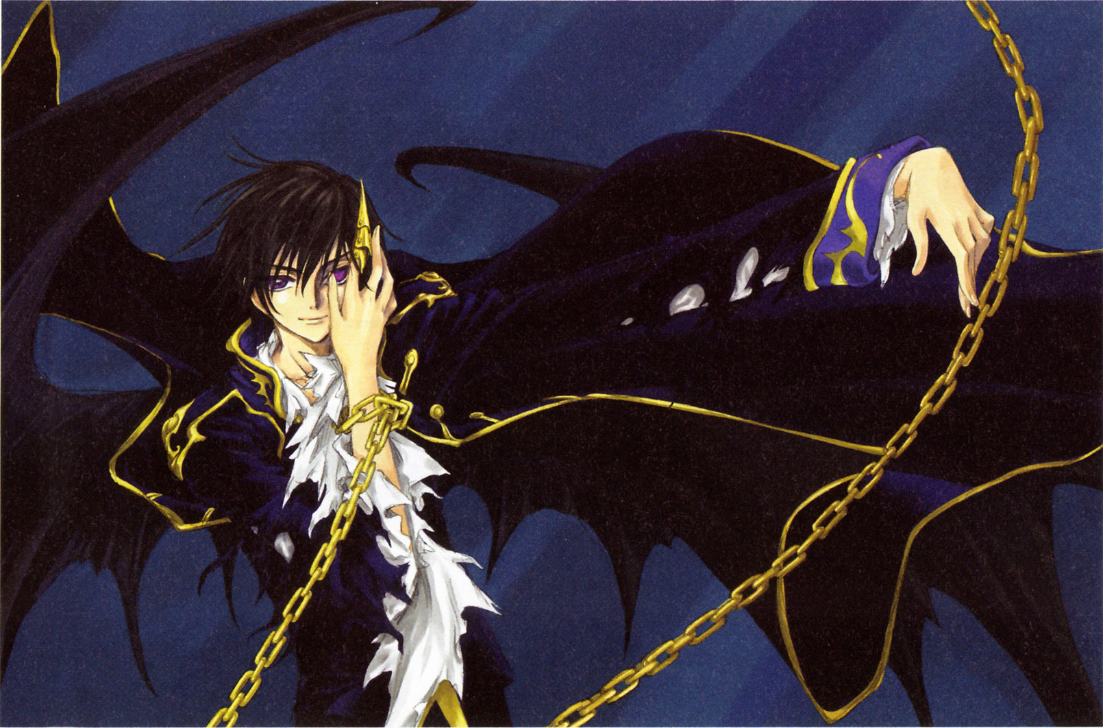 Konachan.com - 39742 clamp code_geass lelouch_lamperouge