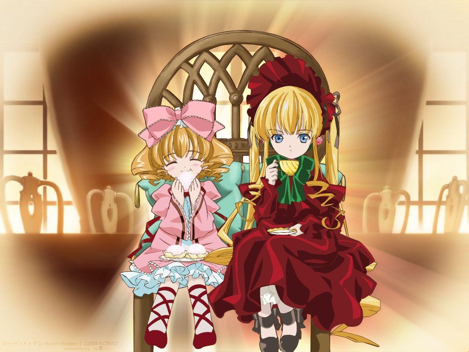 Konachan.com - 30465 hina_ichigo rozen_maiden shinku
