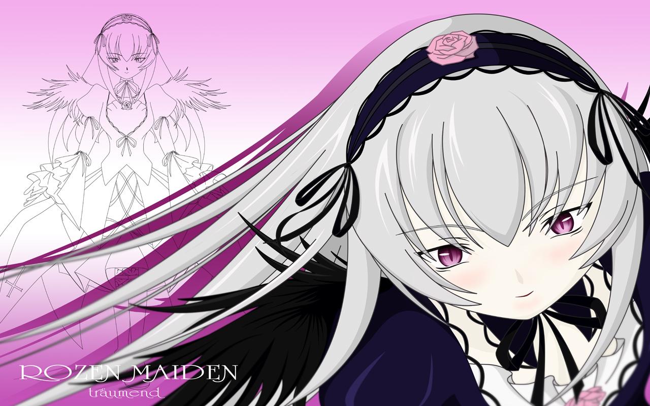Konachan.com - 24680 rozen_maiden suigintou