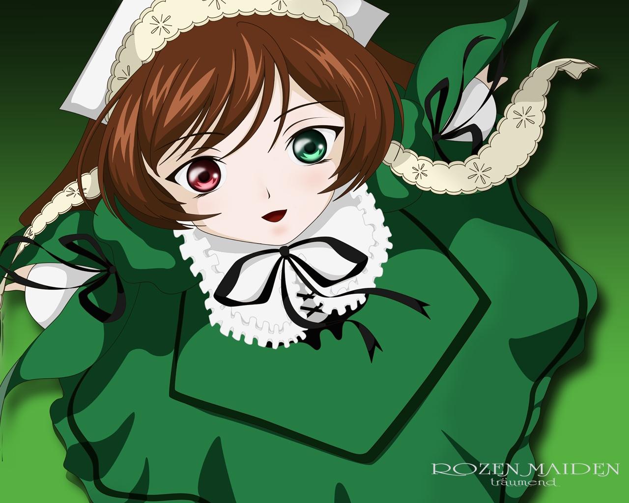 Konachan.com - 25443 bicolored_eyes rozen_maiden suiseiseki