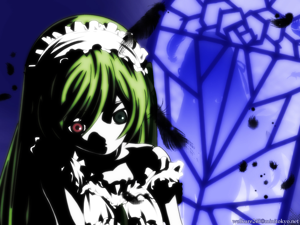 Konachan.com - 25280 bicolored_eyes rozen_maiden suiseiseki