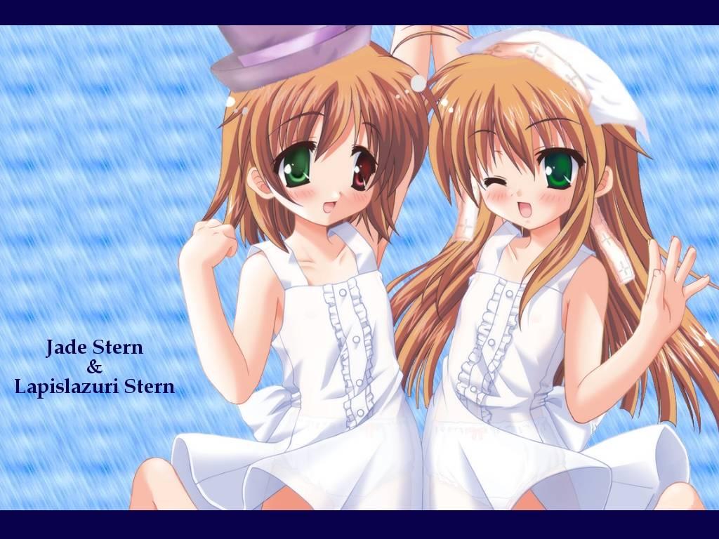 Konachan.com - 19970 rozen_maiden souseiseki suiseiseki