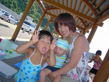 2010.8赤川花火 070