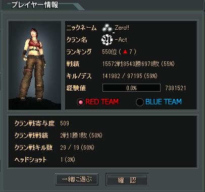 大佐Up(Zero!!)