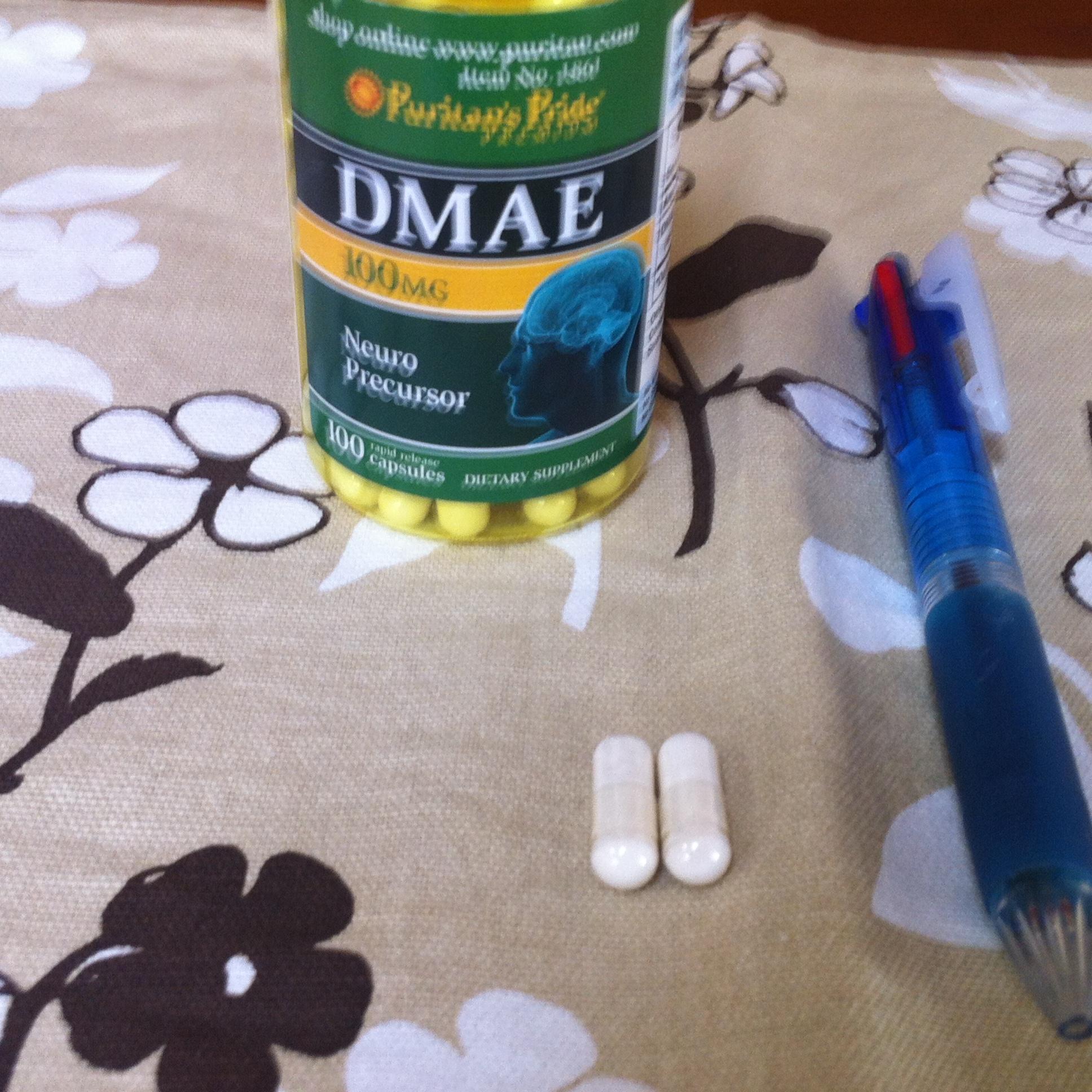 DMAEカプセル