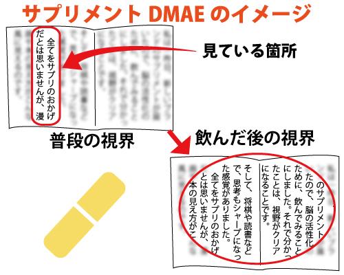 DMAE効果