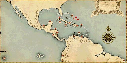 カリブ海事