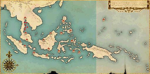 アユタヤ地図