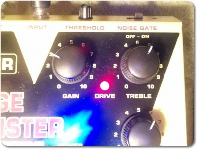 VT999ノイズゲート