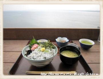 江ノ島ランチ2