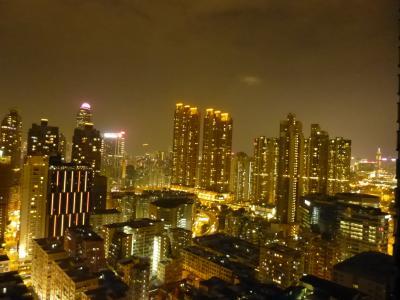 香港とマダムジュジュ  その1