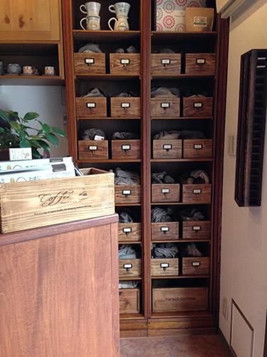 オーダーメイド木製ボックス