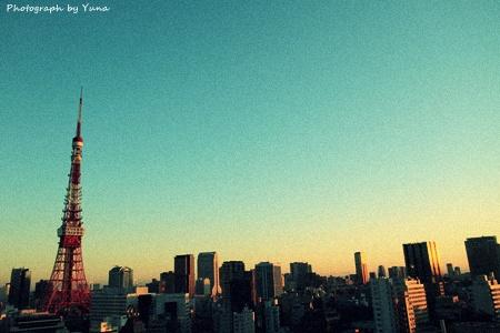 夜景もう美しい 東京タワーのおしゃれで高画質な画像 壁紙まとめ