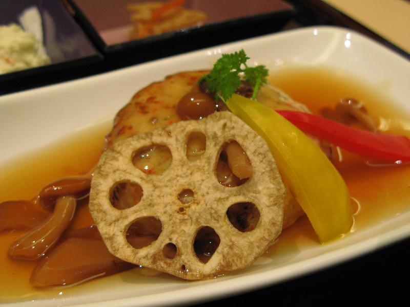日生ビル 函館うにむらかみの週替わりランチ - 札幌 食べある記