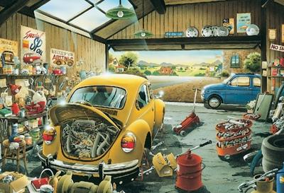 サムおじさんの修理工場