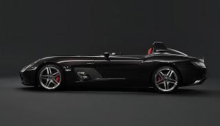 メルセデス・ベンツ SLR スターリング・モス