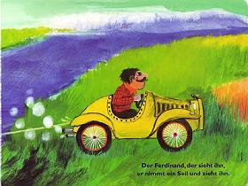 """""""Das starke auto Ferdinand""""から"""