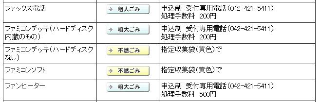 は行 西東京市Web
