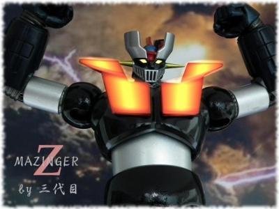 マジンガーZ:mazingerZ