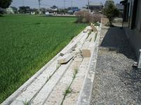 大谷石塀1