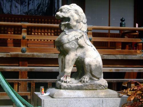 大阪天満宮狛犬