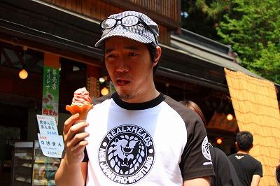 新日本プロレスリアルヘッドTシャツと私