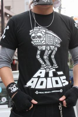ATアディオスTシャツ