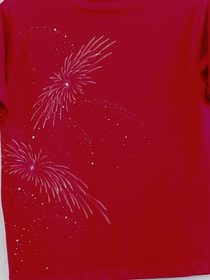 手描き 花火Tシャツ 2013 (48)