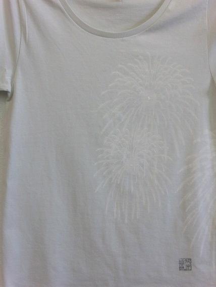 手描き 花火Tシャツ 2013 (53)
